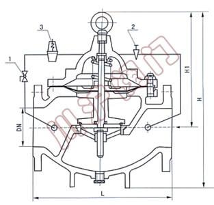 结构�_高品质200x减压稳压阀