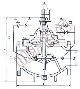 汽车水泵结构原理图